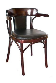 3400 р. Венский стул Роза, сидение и спинка  в кожзаме для отеля и ресторана, фото 1