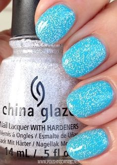 China Glaze The Outer Edge over Capacity To See Beyond (The Giver Collection)