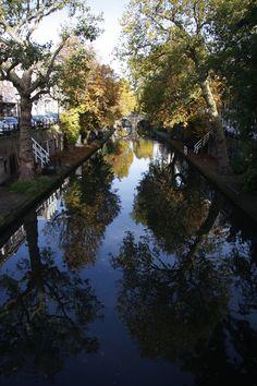 Canals of Utrecht autumn 2015 - Rhonda van Zijtveld