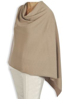 Catherine Robinson Cashmere - Cashmere Poncho – 088 Vintage Rose by Catherine Robinson