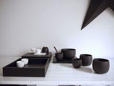 Seven pieces Ay illuminate Ay Illuminate, Own Home, Scandinavian Design, Floating Shelves, Stoneware, Pottery, Ceramics, Interior Design, Lovely Things