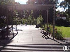 Blackbird Garden Architects: Villa Djursholm