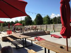 VBGB Beer Hall And Garden in Charlotte, NC