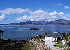 Isle of Skye holiday cottages: Fisherman's Loft self catering... one day, maybe...