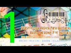 Guitarra (Fraseado Básico)  6| Guitar (Basic Phrasing) 6 |六: 一ギター の 基本[き...