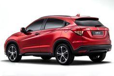 Honda logica: Vezel – Japan + Europa = HR-V