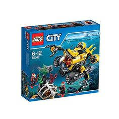 LEGO 60092 City Explorers Deep Sea Submarine