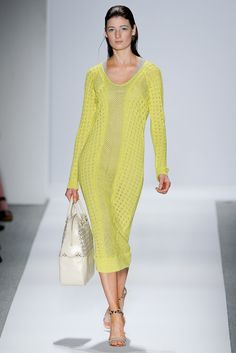Rebecca Taylor Spring 2012 Ready-to-Wear Fashion Show - Debora Muller