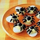 64 Non-Candy Halloween Snack Ideas. The ULTIMATE  list of healthier Halloween treats!!
