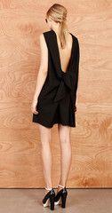 Knot Dress by Karen Walker - Maximillia eBoutique