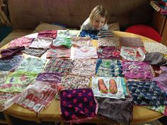 Mama Dynamite: MAKE YOUR OWN MEMORY QUILT