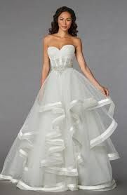 pnina tornai satin trimmed gown - Google Search