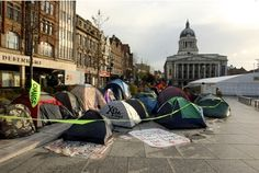 Nottingham's Occupy protest cost city council £10,000