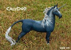 Breyer- Calydor by tyreenya.deviantart.com on @deviantART
