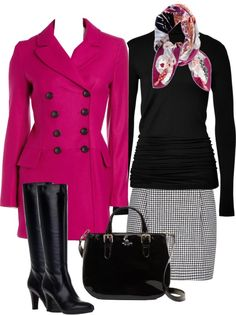"""""""Work Outfit"""" by juli67 on Polyvore"""