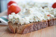 Senf-Käse-Aufstrich