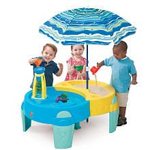 Step2 Shady Oasis Sand and Water Play Table~Oh Grandpa. . . .  please go buy this for Emerson! :)