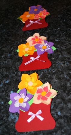 flowers, paper, tutorial, diy, handmade, how to make