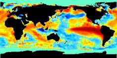 """The periodic """"El Niño"""" phenomenon is the planet's process of releasing excess heat from the oceans. Since at least 2007, geoengineers have done everything they could to suppress El Niño from forming, resulting in a highly destructive attempt to keep global temperatures down. Wreaking havoc on the planet and its life support systems, their documented attempt to """"own the weather"""" has now put virtually all life on Earth in the balance. Even without an El Niño, 2014 was the warmest year ever…"""