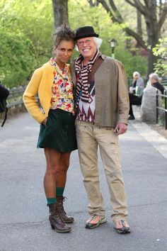 """the New York couple""  via http://humansofnewyork.tumblr.com/"