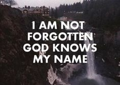 Let this blow your mind: With billions (countless) of people in this world, isn't it amazing that God knows your name? Nobody BUT GOD! Be at peace, God knows your name, and He's heard your prayer. Cyberpunk 2077, My Name Is, Savior, Bible Verses, Encouragement, Prayers, Forget, Lord, Inspirational Quotes