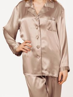 34 Best Silk Pajamas for Women images  71c1bf695