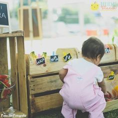 Nós, da #DelíciasMaciel, acreditamos no poder do tato, olfato e paladar para o desenvolvimento da criança e na importância da descoberta dos sentidos físicos para o conhecimento de seus gostos e preferências :) #alimentaçãosaudável #blw #criança #alimentaçãoinfantil