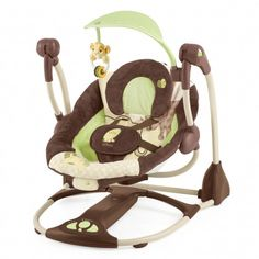 Disney Baby THE LION KING Premier ConvertMe Swing-2-Seat™