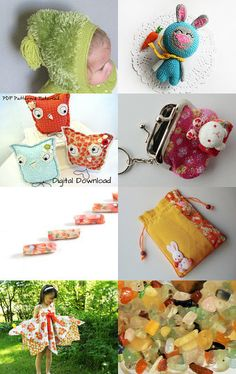 Gift ideas for kid's. by JAN on Etsy--Pinned with TreasuryPin.com
