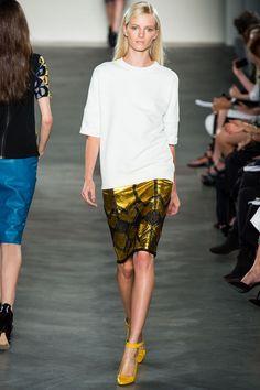 Derek Lam Spring-Summer 2013 RTW | 2013 Fashion Trends