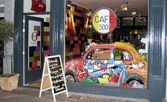 Amsterdam: Cafe 500