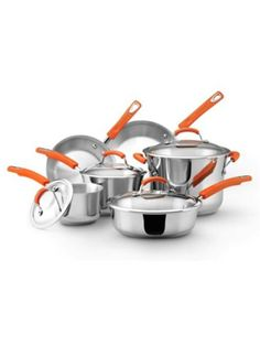 This essential cookware is stylish and functional. $156, Rachael Ray.