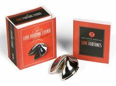 The Love Fortune Cookie: A Romantic Keepsake (Mega Mini Kit) by Samantha Parks
