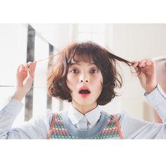 「春らしさ満点♡パーマ&ボブヘアーのヘアカタログ」に含まれるinstagramの画像|MERY [メリー]