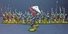 Wars Of The Roses, Military Figures, Miniature Figurines, Napoleon, Minis, Warriors, Medieval, Burgundy, Gaming