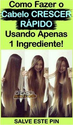 Tips Belleza, Rapunzel, Hair Beauty, Long Hair Styles, Youtube, Sherlock, Creme, Stitch, Lighten Hair Naturally