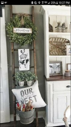 If you are looking for Farmhouse Living Room Decor Ideas, You come to the right place. Below are the Farmhouse Living Room Decor Ideas. Country Farmhouse Decor, Farmhouse Furniture, Rustic Decor, Farmhouse Style, Modern Farmhouse, Country Style, Farmhouse Ideas, Rustic Furniture, French Country