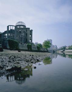 Genbaku Dome, Hiroshima © Kazuyoshi Miyoshi/PPS