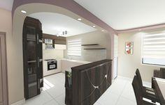 Bartheke Einrichtungsideen Küche Mit Theke