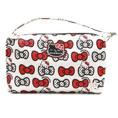 Ju-Ju-Be - - Be Quick Hello Kitty, Borsetta cambio, 29 x x 18 c Baby Changing Tables, Changing Table Dresser, Jujube Be Quick, Jj Cole, Bow Shop, Hello Kitty Bag, Petunia Pickle Bottom, Hello Kitty Collection, Diaper Bag Backpack