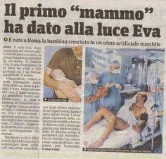 """Il primo """"Mammo"""""""