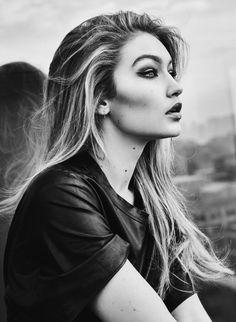 Gigi Hadid for Maybelline New York 2016