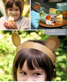 DIY Woodland Birthday Party