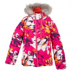I've spotted this @BodenClothing Ski Jacket Multi Stripe | Mila's ...