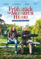 Poster zu Frühstück bei Monsieur Henri