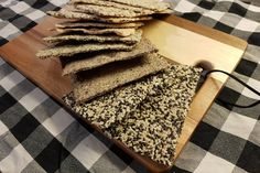You searched for Knekkebrød - Fett & Forstand Animal Print Rug, Baking, Bread Making, Patisserie, Backen, Bread, Sweets, Reposteria, Roast