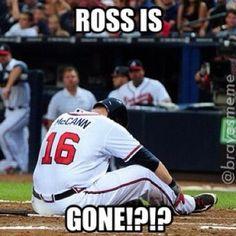 ROSS IS GONE!?!? Noooo