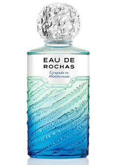 Eau de Rochas Escapade en Mediterranee Rochas perfume - a new fragrance for women 2016