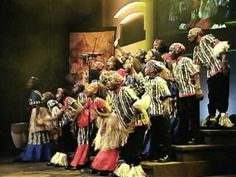 Watoto Children's Choir | Paki Rwoth -- I got to see this group live. :)