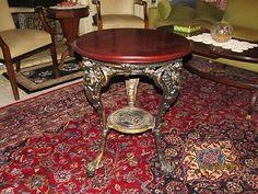 Commemorative Royal Wedding Pub Table for HRH Charles & Princess Diana Spencer.